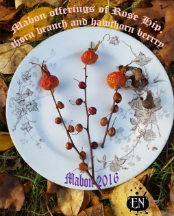 Mabon offering